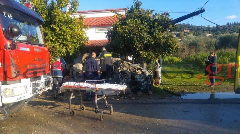 Τροχαίο με έναν νεκρό στην Πάτρα [vid] | Newsit.gr