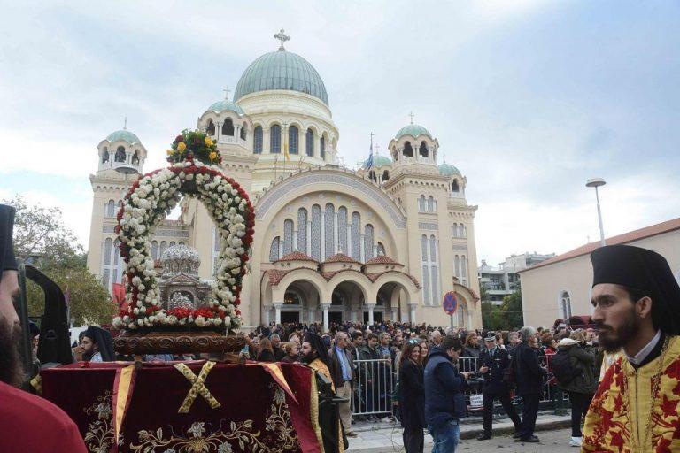 Η Πάτρα εορτάζει τον πολιούχο της Άγιο Ανδρέα [pics] | Newsit.gr