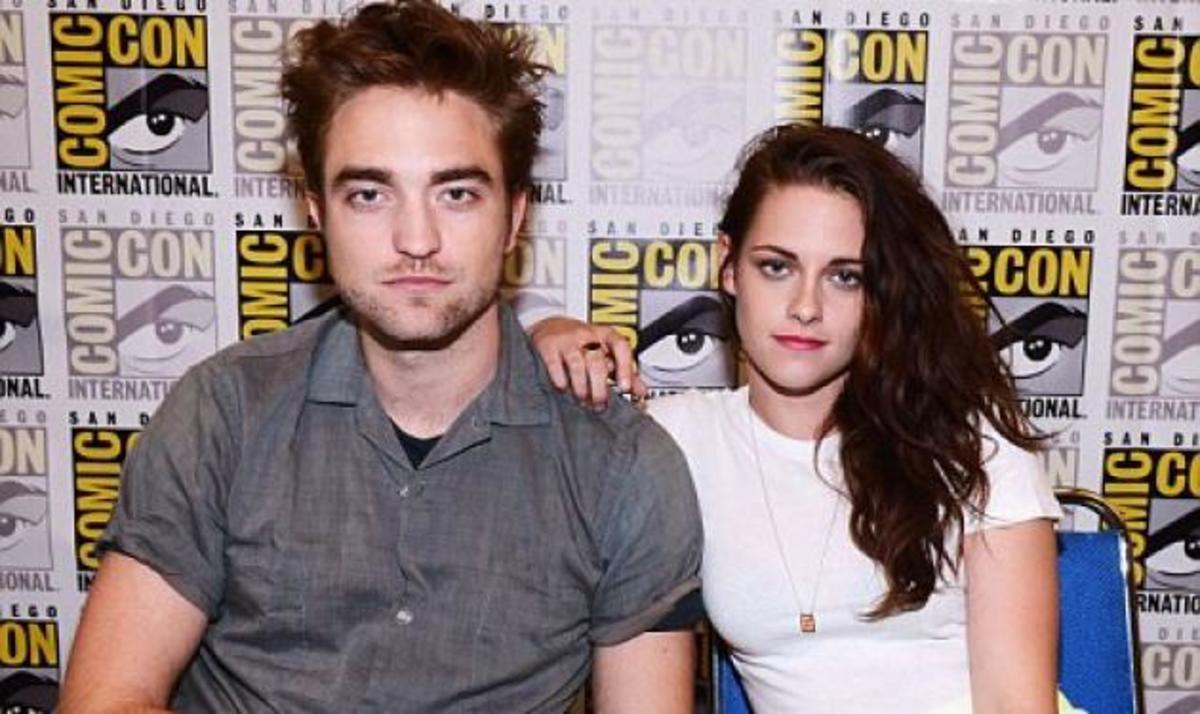 R. Pattinson: Μίλησε με την K. Stewart, αλλά δεν την συγχωρεί ακόμη! | Newsit.gr