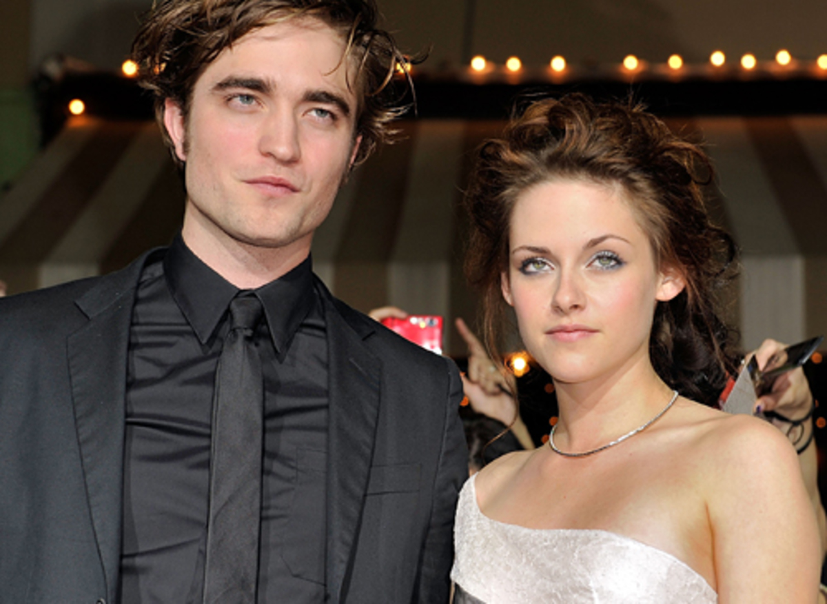 Ο Pattinson παραδέχτηκε τη σχέση του με την Stewart! | Newsit.gr