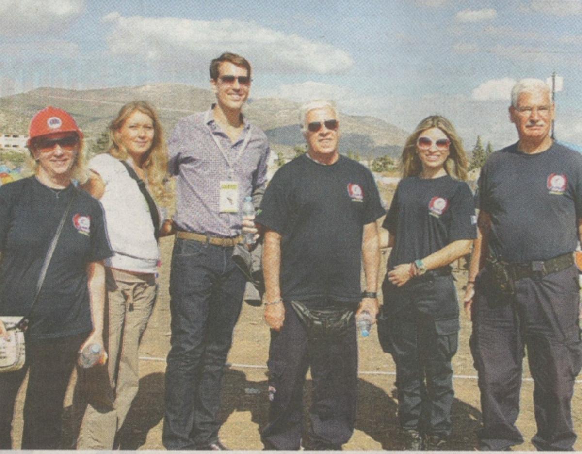 Παύλος: Ταξίδι εξπρές στην Αθήνα για χάρη του εθελοντισμού! | Newsit.gr