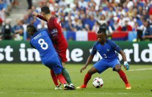 Ο Παγέ απολογήθηκε για το χτύπημα στον Κριστιάνο Ρονάλντο!