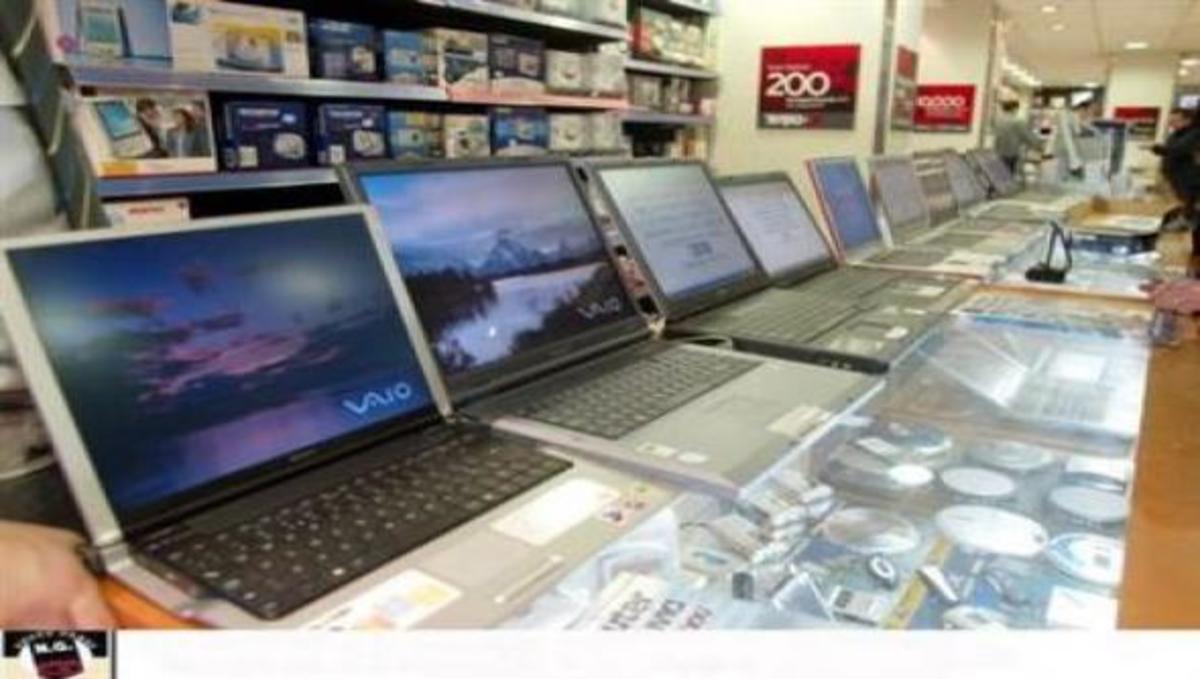 Μεγάλη πτώση στην αγορά των ηλεκτρονικών υπολογιστών! | Newsit.gr