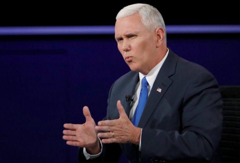 Μάικ Πενς: Του γυρίζει… μπούμερανγκ ο πόλεμος στη Χίλαρι Κλίντον! | Newsit.gr