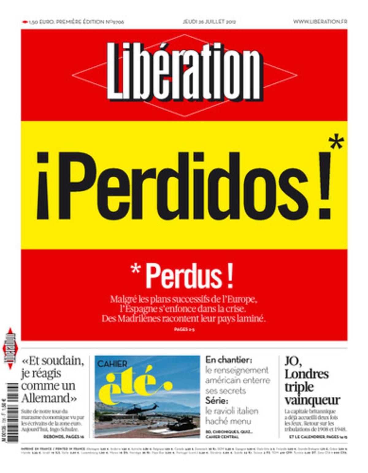 LIBERATION: Μετά το ΧΑΟΣ στο !PERDIDOS! | Newsit.gr