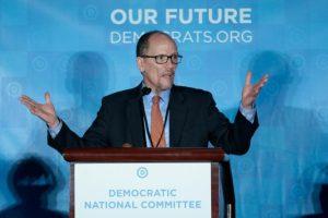 Ο Τομ Πέρεζ πρόεδρος της Εθνικής Επιτροπής των Δημοκρατικών