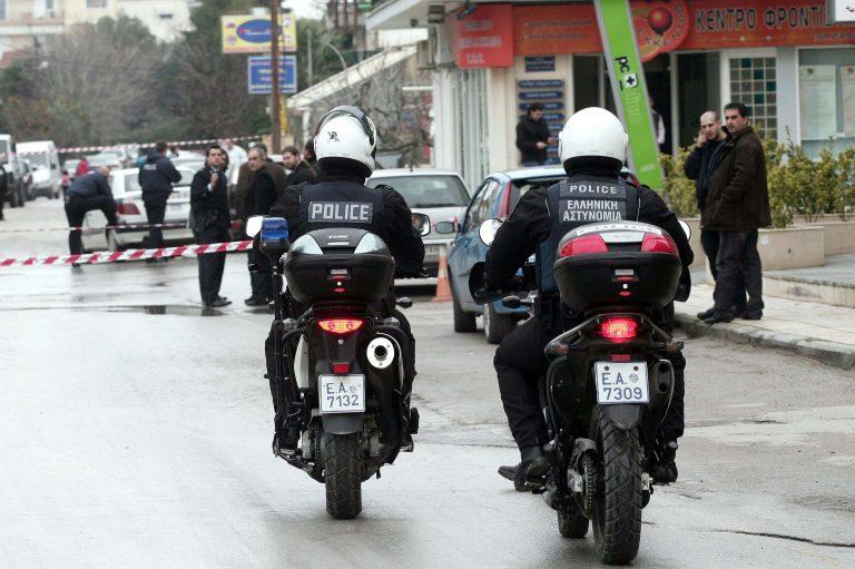Μπούκαραν σε σούπερ μάρκετ   Newsit.gr