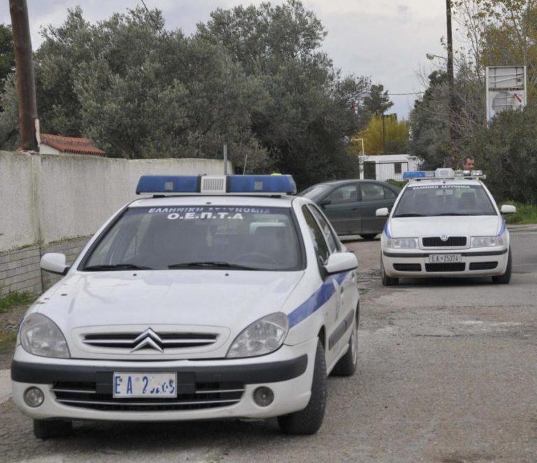 Αστυνομία: Δεν έφυγε η ρόδα του περιπολικού – Δίπλωσε ο τροχός | Newsit.gr