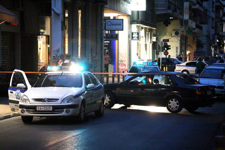 Θεσσαλονίκη: Γκαζάκια σε γραφεία της ΝΔ   Newsit.gr