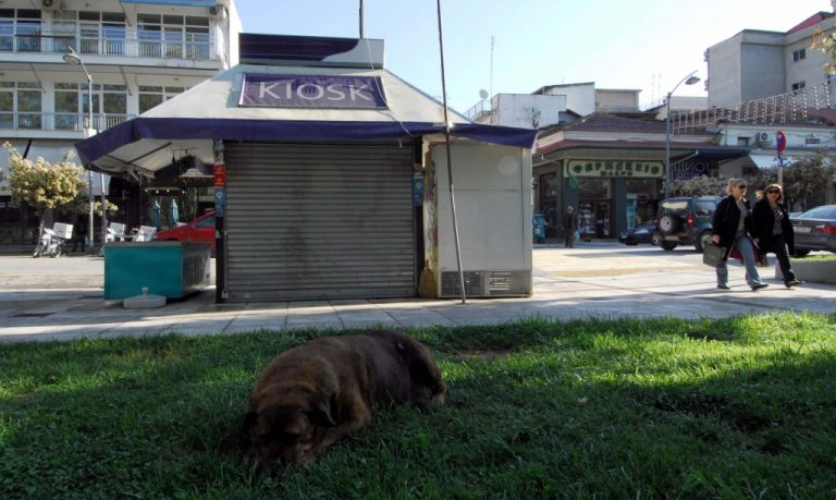 Απεργία πείνας των περιπτερούχων   Newsit.gr