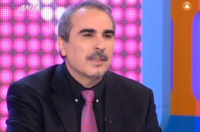 Τα …καρφιά του Βαγγέλη Περρή για την εκπομπή της Μάγιας Τσόκλη στη δημόσια τηλεόραση   Newsit.gr