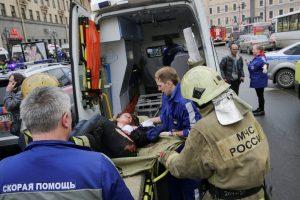 Συνελήφθη Ρώσος στρατιωτικός για συμμετοχή στην τρομοκρατική επίθεση στην Αγ. Πετρούπολη