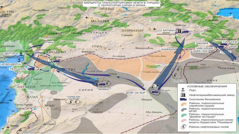 Ρωσία – Τουρκία: Επικοινωνιακός πόλεμος! «Να οι αποδείξεις πως ο Ερντογάν κάνει εμπόριο πετρελαίου με τους τζιχαντιστές» | Newsit.gr