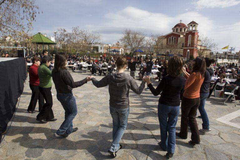 Πετρούπολη : Κρητική φασολάδα και λουκουμάδες  Ηπείρου!   Newsit.gr