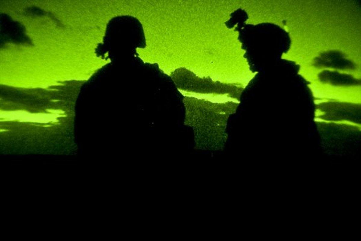 Αμερικανός πεζοναύτης σκότωσε δυο συναδέλφους του και αυτοκτόνησε | Newsit.gr