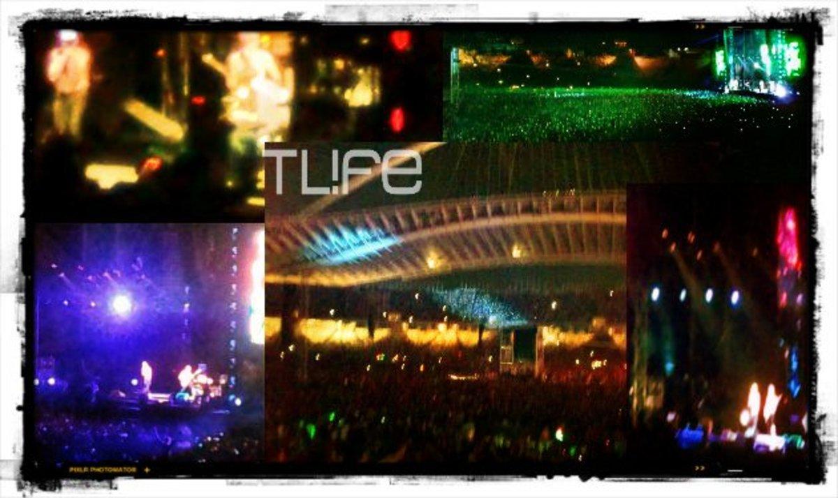 Όλα όσα έγιναν στην συναυλία των Red Hot Chili Peppers! Το TLIFE ήταν εκεί | Newsit.gr