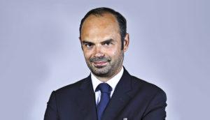 Ο Εντουάρ Φιλίπ πρωθυπουργός της Γαλλίας με απόφαση του Εμανουέλ Μακρόν
