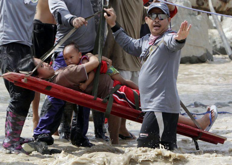 475 οι νεκροί από των τυφώνα στις Φιλιππίνες | Newsit.gr