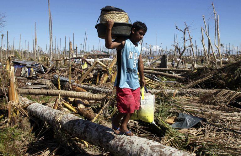 Φονικός τυφώνας στις Φιλιππίνες – Πάνω από 1000 νεκροί | Newsit.gr