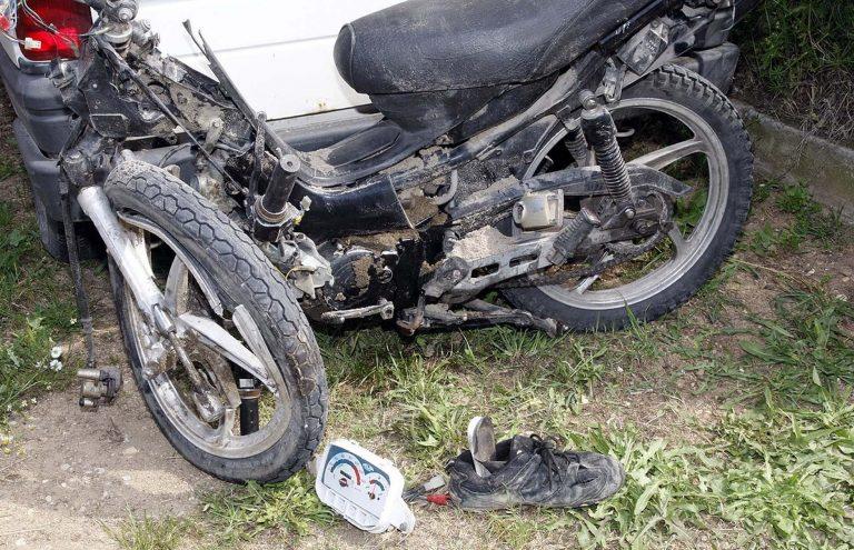 Πιερία: Ξεψύχησε στην άσφαλτο Γερμανός μοτοσικλετιστής | Newsit.gr
