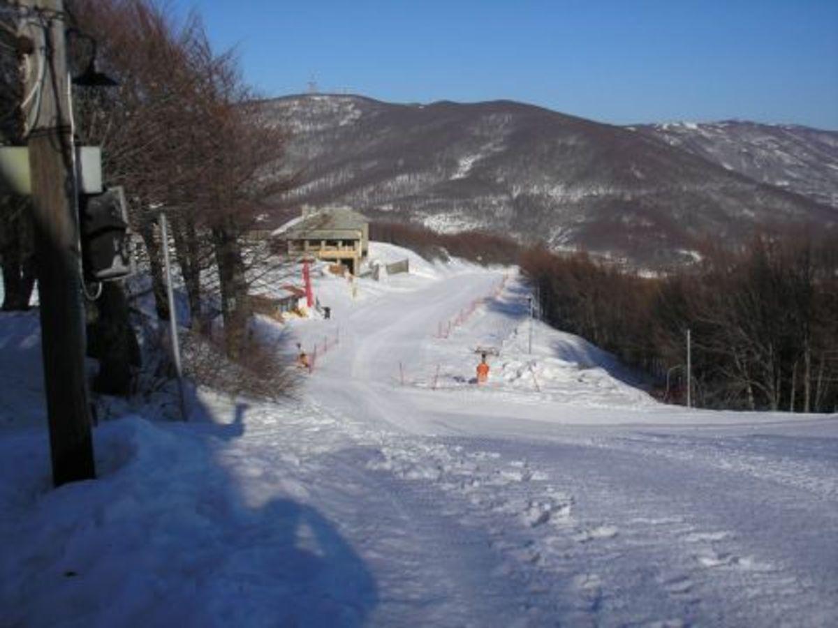 Έντονη χιονόπτωση και κλειστοί δρόμοι στο Πήλιο | Newsit.gr