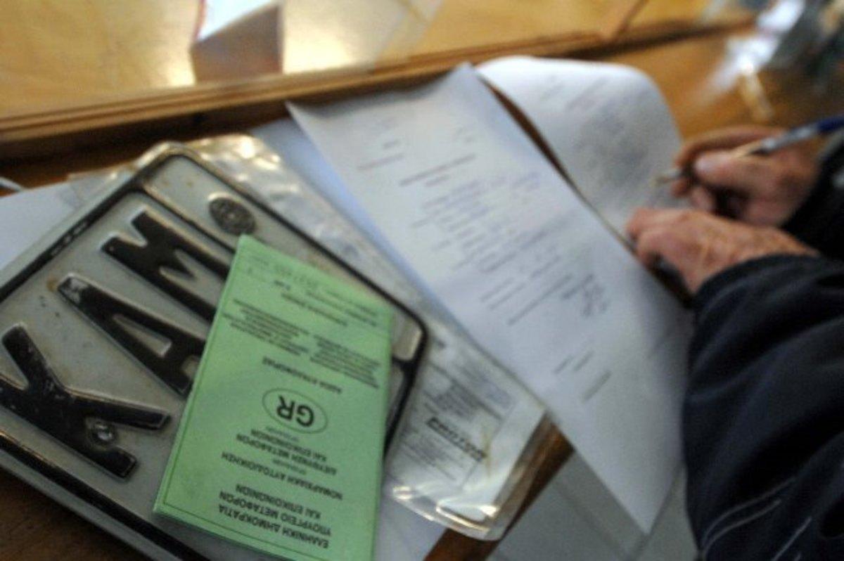 ΠΡΟΣΟΧΗ: Επιστρέφουν πινακίδες και άδειες κυκλοφορίας | Newsit.gr