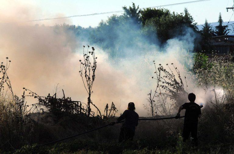 Υπό μερικό έλεγχο η πυρκαγιά στα Ψαχνά Ευβοίας | Newsit.gr