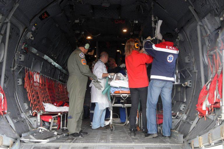 Ηράκλειο: Σε κρίσιμη κατάσταση ο τραυματίας από την έκρηξη | Newsit.gr