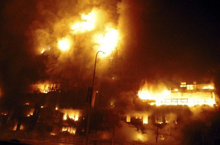 20 νεκροί από φωτιά σε κλαμπ στην Ινδονησία | Newsit.gr