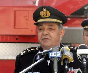 Πένθος στην Πυροσβεστική: Πέθανε ο πρώην αρχηγός της Ανδρέας Κόης