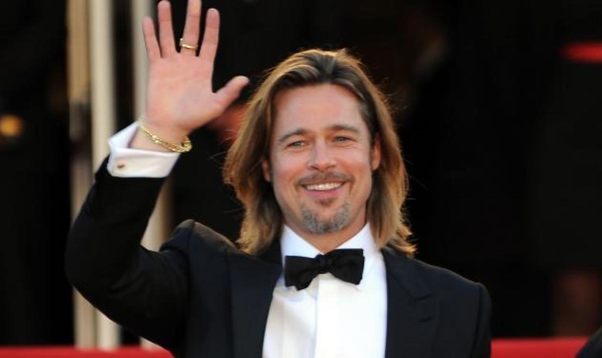 B. Pitt: Στις Κάννες χωρίς την Angelina! Δες φωτογραφίες | Newsit.gr