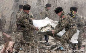 Αεροπορική τραγωδία στο Κιργιστάν: Εντοπίστηκε ένα από τα μαύρα κουτιά  [pics, vids]