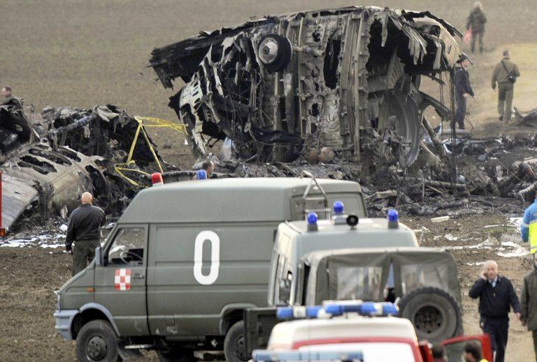 Επεσε στρατιωτικό αεροπλάνο | Newsit.gr