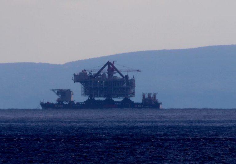 Κρήτη: Μία πλατφόρμα άντλησης πετρελαίου ανοιχτά της Χώρας Σφακίων! | Newsit.gr