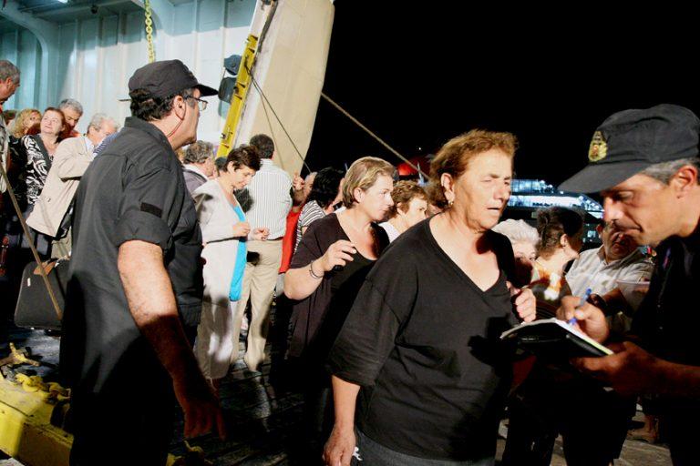 Πρόσκρουση πλοίων στην Πάτρα – Κανείς δεν τραυματίστηκε   Newsit.gr