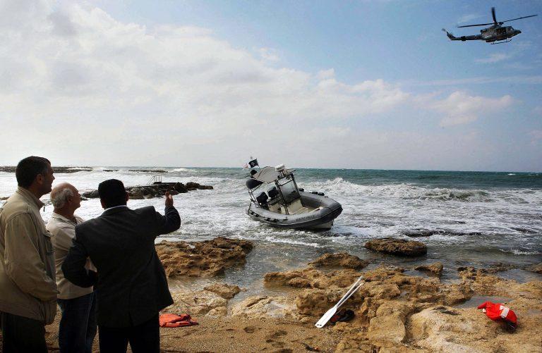 Τέσσερις αγνοούμενοι από ανατροπή φορτηγού πλοίου   Newsit.gr
