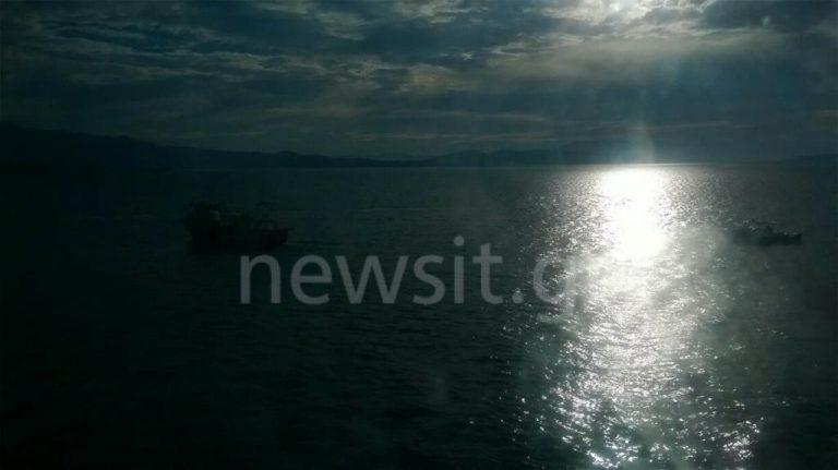Στον Άγιο Κωνσταντίνο το «Μυρτιδιώτισσα» μετά την οκτάωρη περιπέτεια | Newsit.gr
