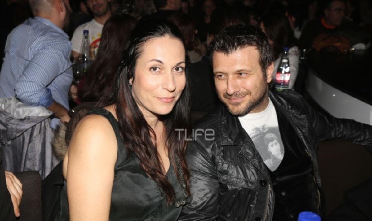 Γ. Πλούταρχος: Διασκέδασε με την σύζυγό του στην Ν. Μποφίλιου! Φωτογραφίες | Newsit.gr
