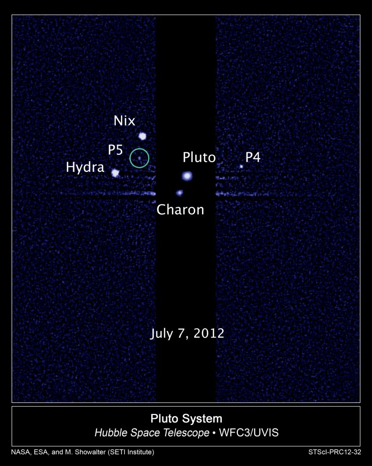 Βρήκαν το πέμπτο φεγγάρι του Πλούτωνα | Newsit.gr