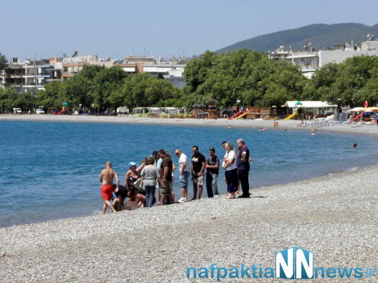 Πνίγηκε ηλικιωμένη στη Ναύπακτο   Newsit.gr