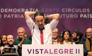 Νίκη Ιγκλέσιας – Παραμένει στα ηνία των Podemos