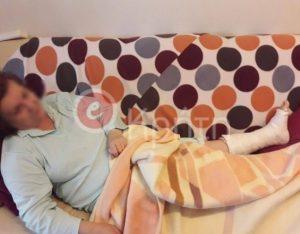 Ηράκλειο: Πήγε να προσευχηθεί για τον γιο της και… έσπασε το πόδι της! [pics]
