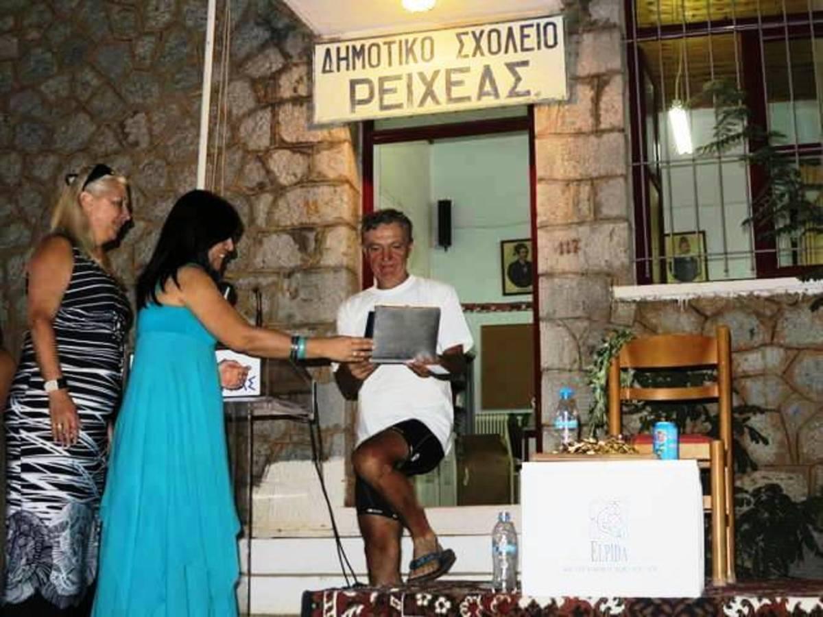 Τον γύρο του κόσμου με ποδήλατο από έναν έλληνα ομογενή | Newsit.gr