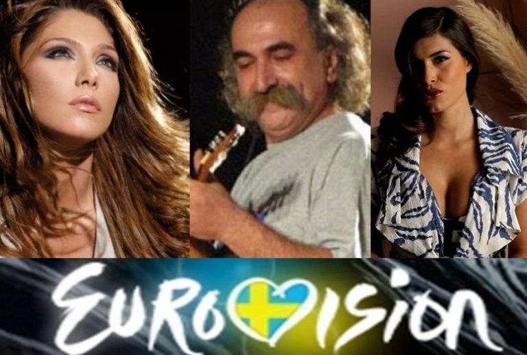Ψηφίστε αυτόν που θέλετε να μας εκπροσωπήσει στη φετινή Eurovision! | Newsit.gr