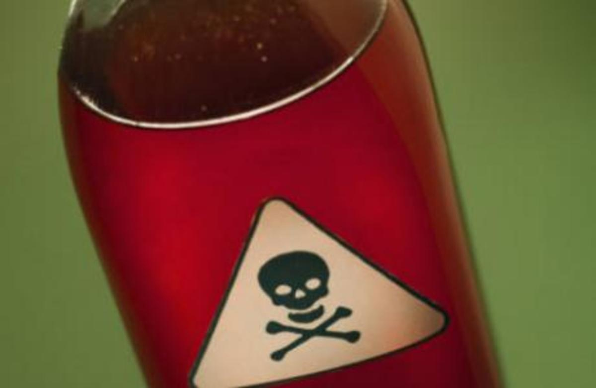 Ηλικιωμένη προσπάθησε να αυτοκτονήσει πίνοντας οξύ! | Newsit.gr
