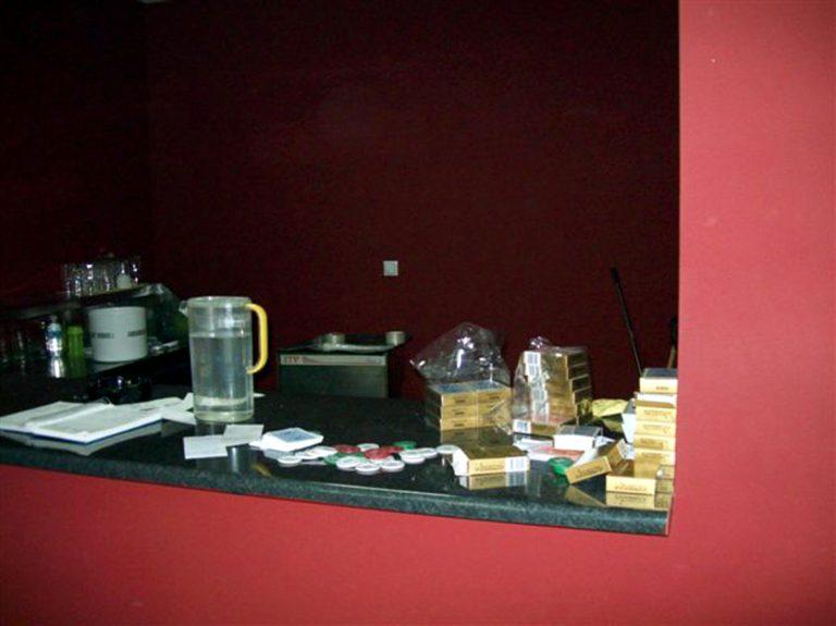Κατερίνη: Καφενείο – χαρτοπαικτική λέσχη | Newsit.gr