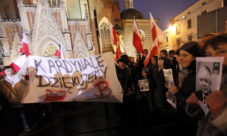 Μάχη για το που θα ταφεί ο Κατσίνσκι | Newsit.gr