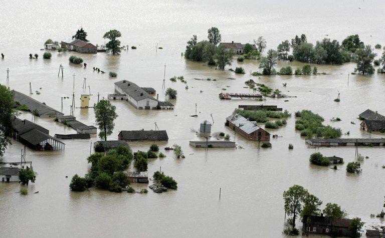 Πλημμύρες στην Πολωνία – Αυξάνεται το επίπεδο συναγερμού και στη Γερμανία   Newsit.gr