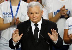 Πολωνία – Exit Poll: Απόλυτη πλειοψηφία των εδρών για το κόμμα Νόμος και Δικαιοσύνη