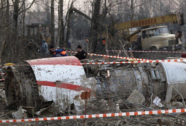 Τέσσερα τα πιθανά αίτια της αεροπορικής τραγωδίας οπού σκοτώθηκε ο Κατσίνσκι | Newsit.gr